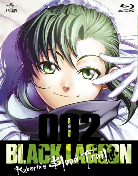 OVA BLACK LAGOON Roberta's Blood Trail 002 (ブルーレイディスク)