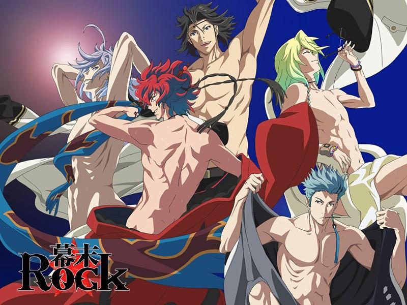 幕末Rock Blu-ray BOX (初回限定生産版 ブルーレイディスク)