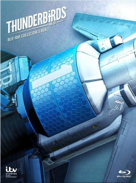 サンダーバード ARE GO ブルーレイ コレクターズBOX1(初回限定生産 ブルーレイディスク)