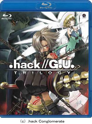 .hack//G.U. TRILOGY (ブルーレイディスク)