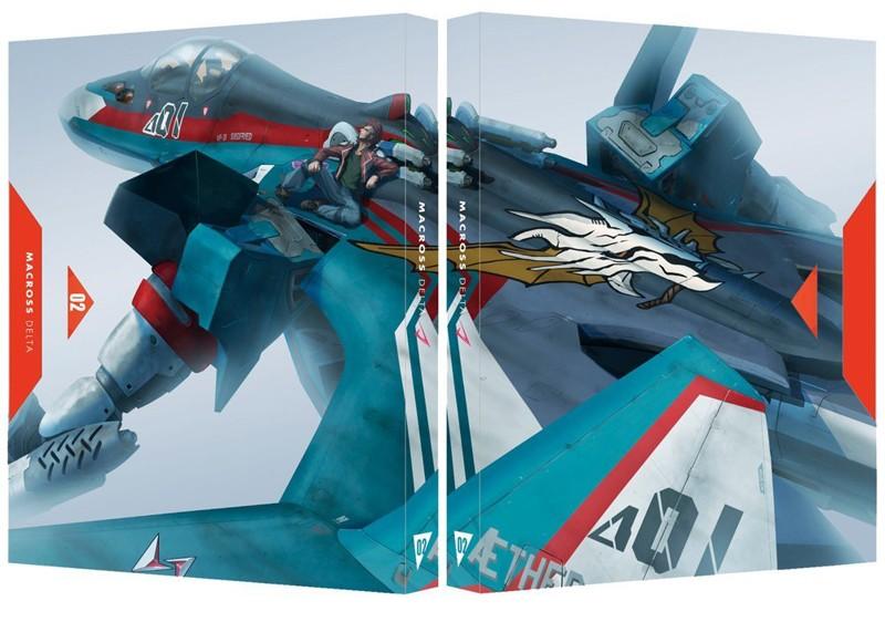 マクロスΔ 02(特装限定版 ブルーレイディスク)