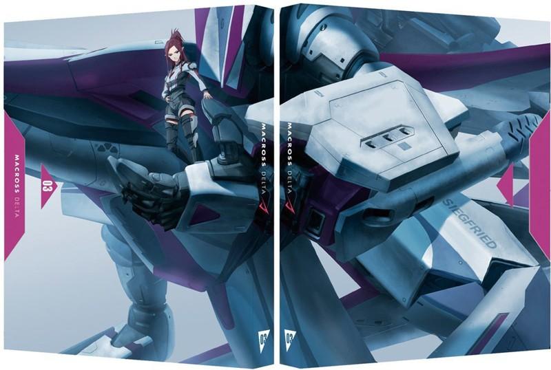 マクロスΔ 03(特装限定版 ブルーレイディスク)