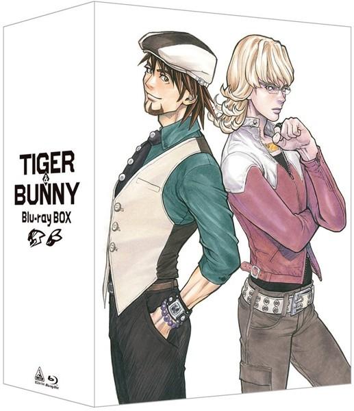 TIGER & BUNNY Blu-ray BOX(特装限定版 ブルーレイディスク)