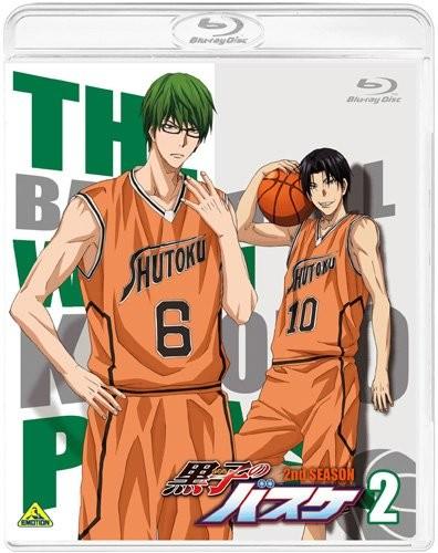 黒子のバスケ 2nd season 2 (ブルーレイディスク)