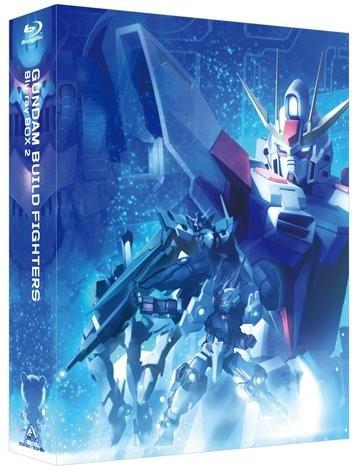 ガンダムビルドファイターズ Blu-ray BOX 2[ハイグレード版] (初回限定生産) (ブルーレイディスク)