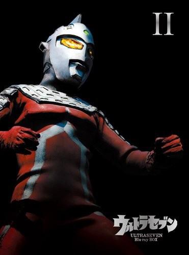 ウルトラセブン Blu-ray BOX II (ブルーレイディスク)
