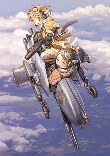 ラストエグザイル-銀翼のファム- No.03