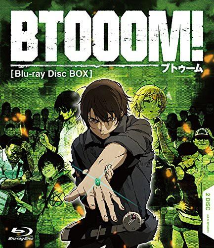 TVアニメーション「BTOOOM!」 Blu-ray Disc BOX (ブルーレイディスク)