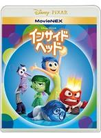 インサイド・ヘッド MovieNEX (ブルーレイ+DVD+デジタルコピー(クラウド対応)+MovieNEXワールド)