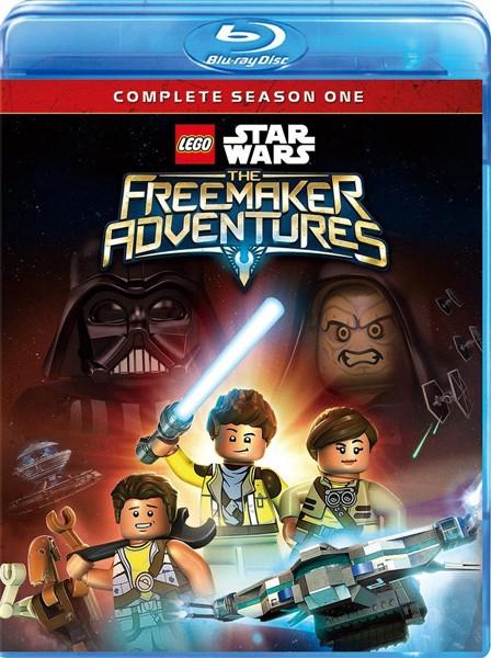 LEGO スター・ウォーズ/フリーメーカーの冒険 シーズン1 BDコンプリート・セット (ブルーレイディスク)