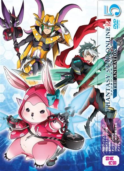 ファンタシースターオンライン2 ジ アニメーション(5)(初回限定版)