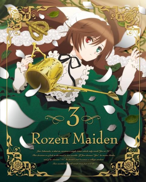 ローゼンメイデン 3【2013年7月番組】 (ブルーレイディスク)