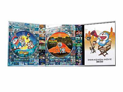 DORAEMON THE MOVIE BOX 2006-2010 (初回限定生産 ブルーレイディスク)