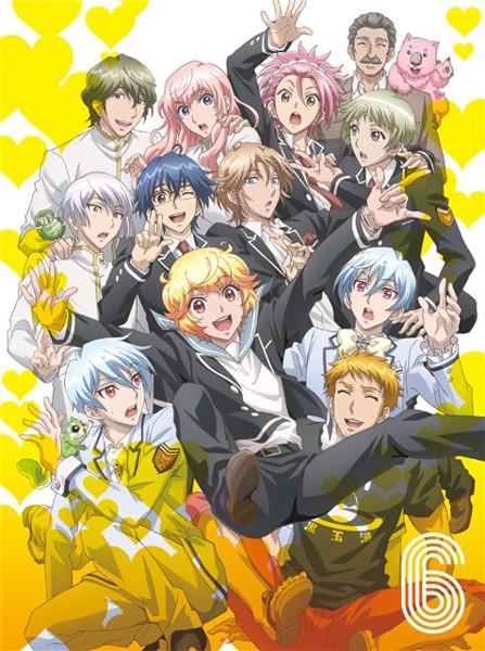 美男高校地球防衛部LOVE!LOVE! 6 (ブルーレイディスク)