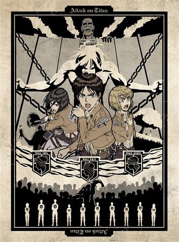 TVアニメ「進撃の巨人」Season1 Blu-ray BOX (ブルーレイディスク)
