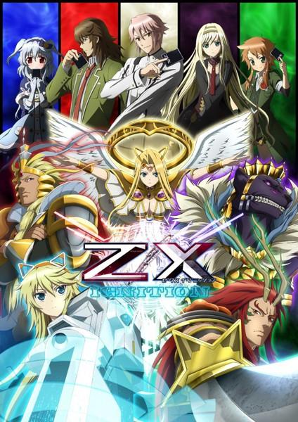 Z/X IGNITION 4 (ブルーレイディスク)
