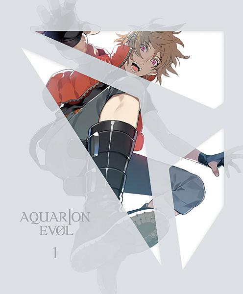 アクエリオンEVOL Vol.1 (ブルーレイディスク)