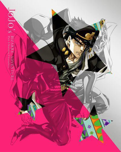 ジョジョの奇妙な冒険 スターダストクルセイダース Vol.6(初回限定版 ブルーレイディスク)