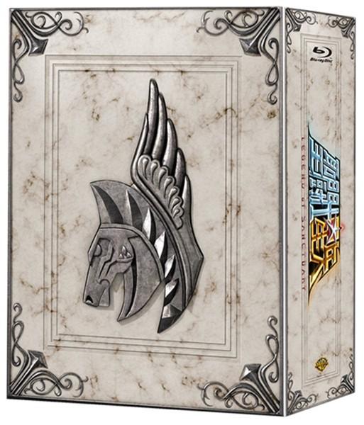 聖闘士星矢 LEGEND of SANCTUARY ブルーレイBOX(初回限定生産 ブルーレイディスク)
