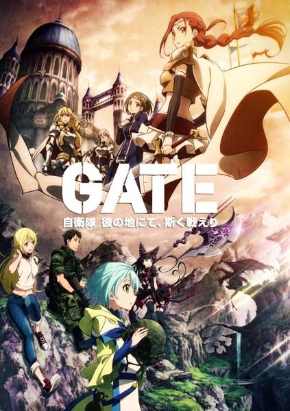 GATE 自衛隊 彼の地にて、斯く戦えり vol.2 接触編 II (ブルーレイディスク)