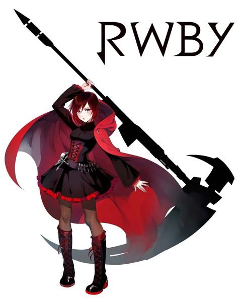 RWBY Volume1 (ブルーレイディスク)