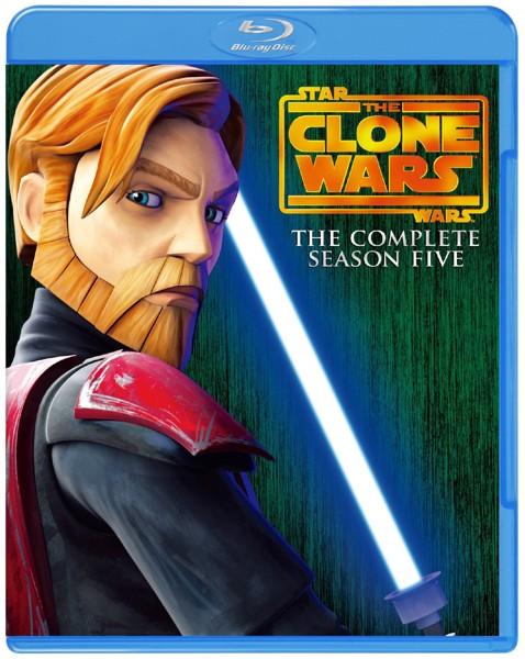 スター・ウォーズ:クローン・ウォーズコンプリート・セット(2枚組 ブルーレイディスク)