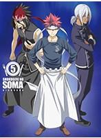食戟のソーマ 弐ノ皿 Vol.5(初回仕様版 ブルーレイディスク)