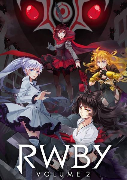 RWBY Volume2(ブルーレイディスク)
