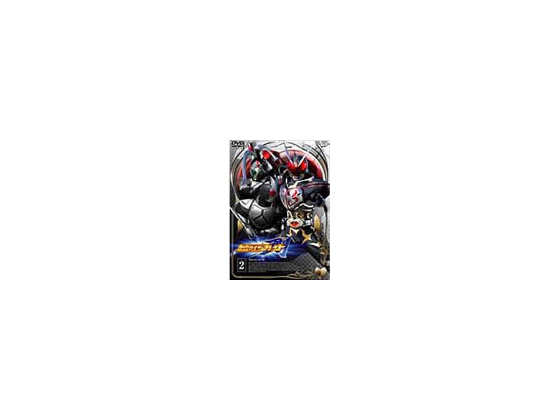 仮面ライダー剣(ブレイド) 2