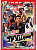秘密戦隊ゴレンジャー Vol.14