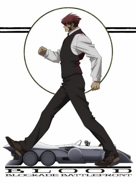 血界戦線 Vol.1 (ブルーレイディスク)