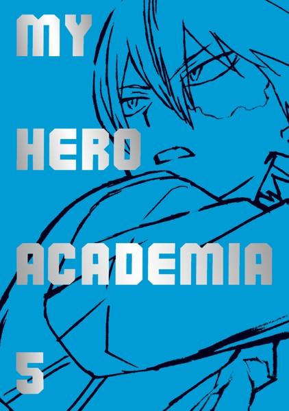 僕のヒーローアカデミア Vol.5 (初回生産限定版 ブルーレイディスク)