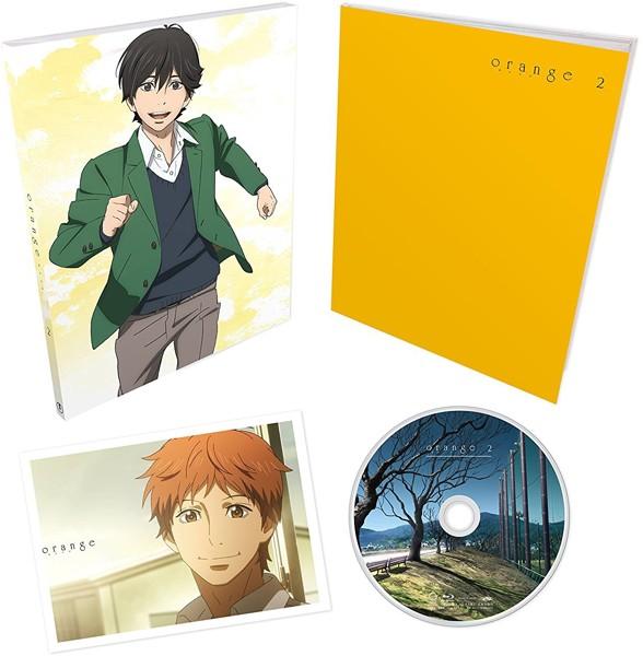 TVアニメ「orange」 Vol.2 (初回生産限定版 ブルーレイディスク)