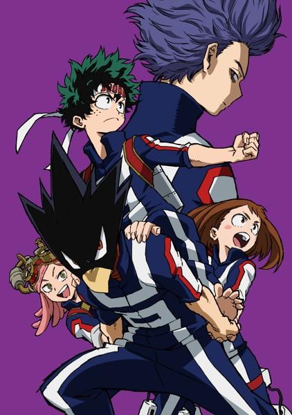 僕のヒーローアカデミア 2nd Vol.2 (ブルーレイディスク)