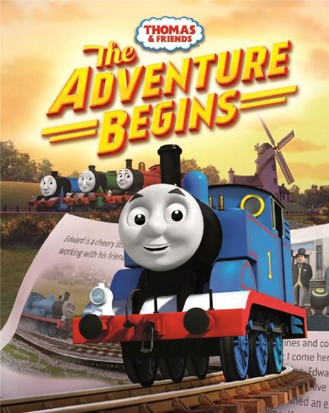 きかんしゃトーマス トーマスのはじめて物語〜The Adventure Begins〜