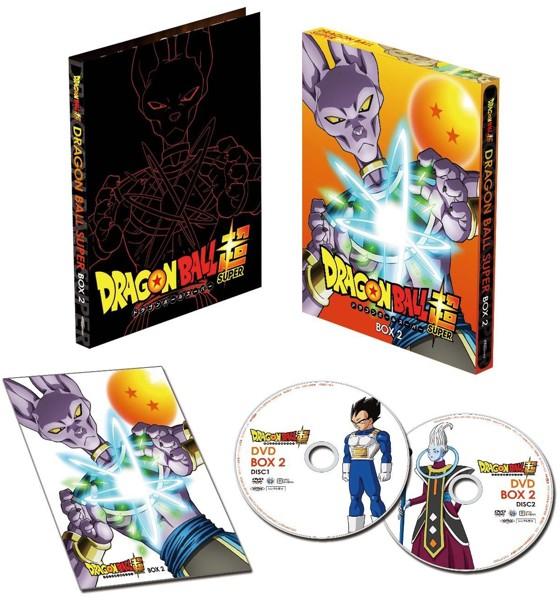 ドラゴンボール超 DVD-BOX2
