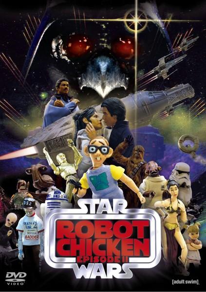 ロボットチキン/スター・ウォーズ エピソード2