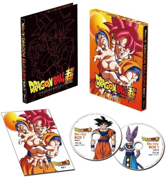 ドラゴンボール超 Blu-ray BOX1 (ブルーレイディスク)