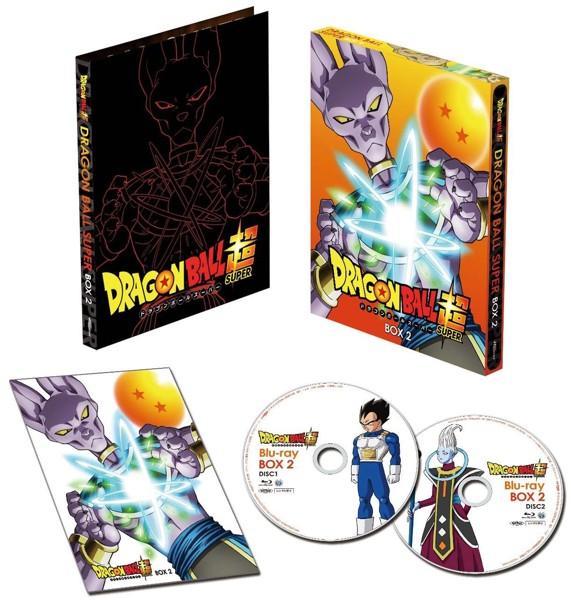 ドラゴンボール超 Blu-ray BOX2 (ブルーレイディスク)