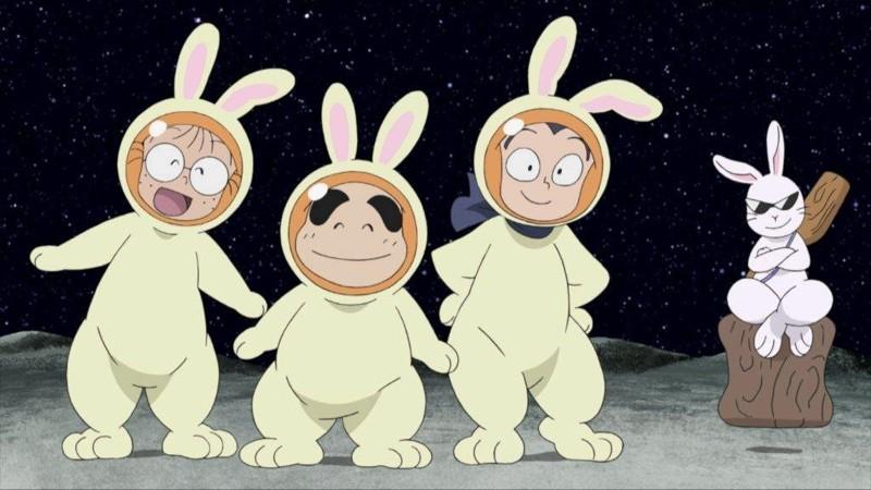 忍たま乱太郎の宇宙大冒険 withコズミックフロント☆NEXT 太陽系の段・月の段