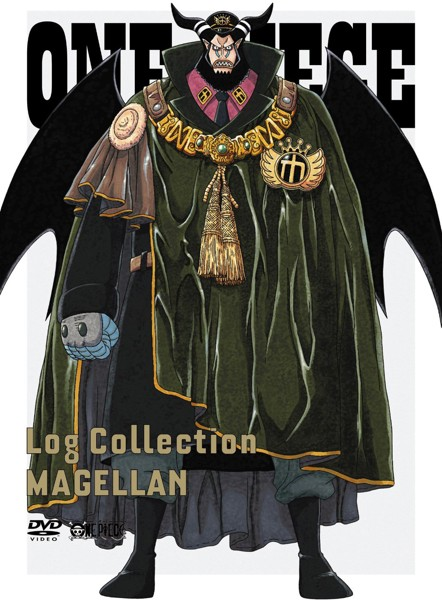 ONE PIECE Log Collection 'MAGELLAN'