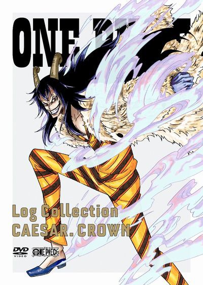 ONE PIECE Log Collection 'CAESAR.CROWN'