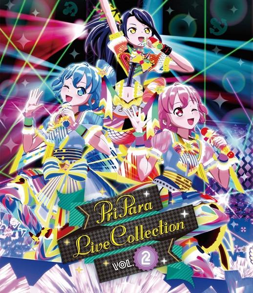 プリパラ LIVE COLLECTION Vol.2 (ブルーレイディスク)