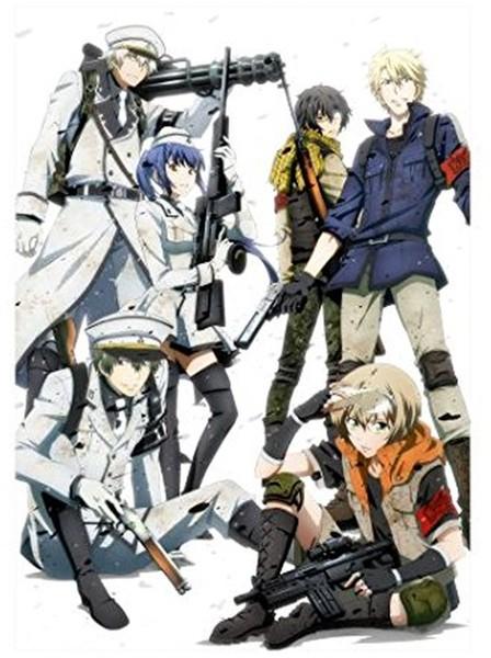 TVアニメ「青春×機関銃」(4)(初回限定生産)