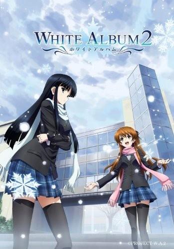 WHITE ALBUM2 5 (ブルーレイディスク)