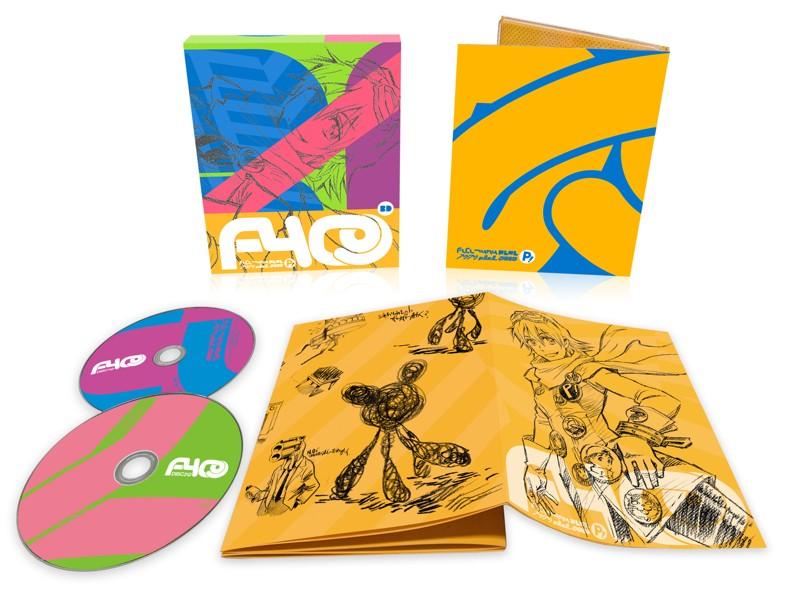 FLCL Blu-ray BoX. (ブルーレイディスク)