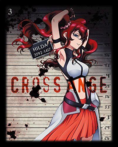 クロスアンジュ 天使と竜の輪舞 第3巻(期間限定 ブルーレイディスク)
