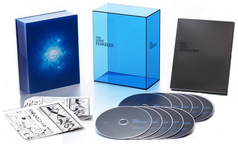 新世紀エヴァンゲリオン Blu-ray BOX NEON GENESIS EVANGELION Blu-ray BOX(期間限定生産 ブルーレイディスク)