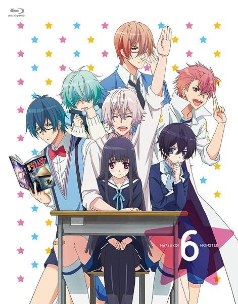 初恋モンスター 6(初回生産限定版 ブルーレイディスク)