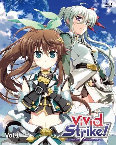 ViVid Strike! Vol.1 (ブルーレイディスク)